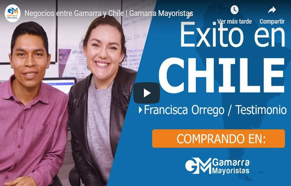 Testimonio Creando Marca para Chile